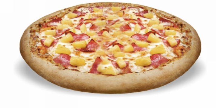 Pizza Twins Hawaiian Pizza