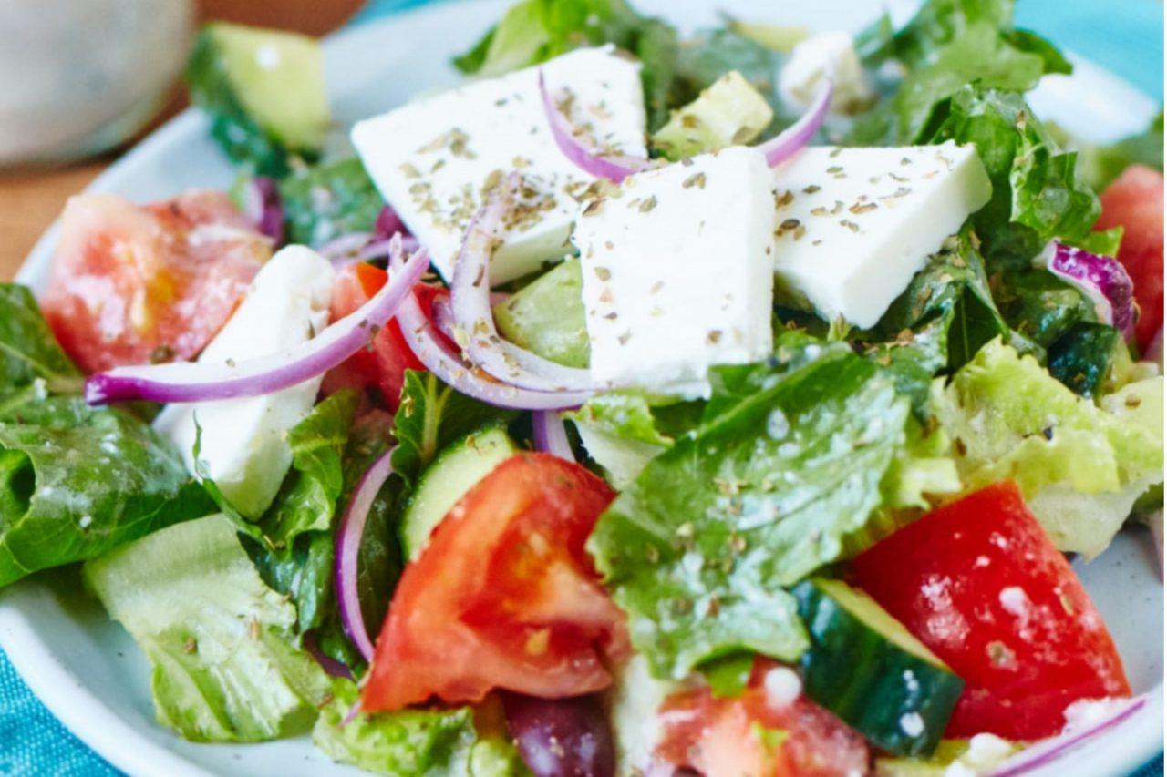 Pizza Twins Greek Salad