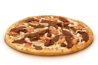 Pizza Twins - Donair Pizza