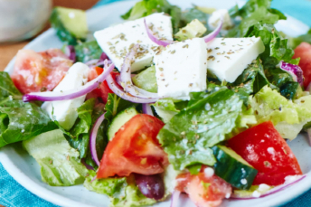 Pizza Twins Greek Salad