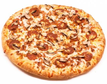 Pizza Twins - Tuna Pizza