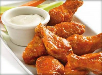 Pizza Twins Wings
